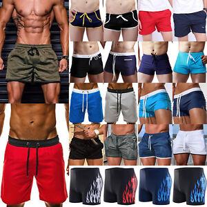 5fd3a0fa29b8 Image is loading Mens-Swimming-Board-Shorts-Swim-Shorts-Trunks-Beach-