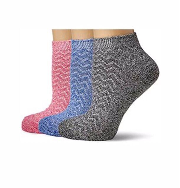 Women/'s Genuine 3 Pack Pringle Argyle Pattern Navy Trouser Socks Size 4-8 UK