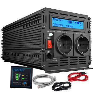 Convertisseur-2500W-5000W-DC-12V-AC-220V-pure-sinus-onduleur-LCD-Inverter-CE
