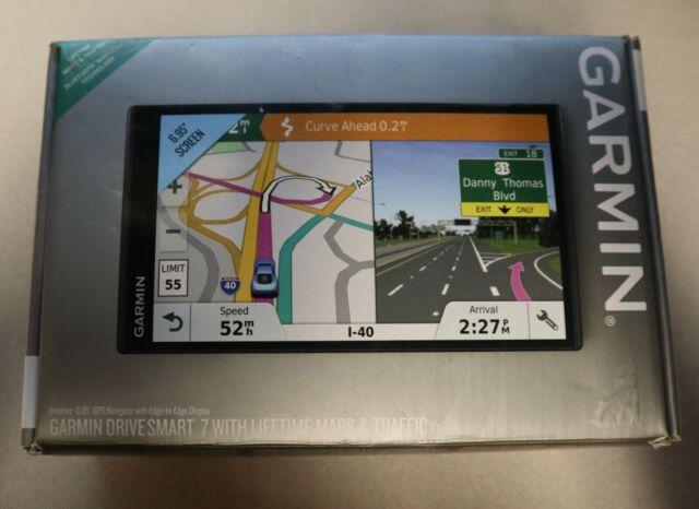 Garmin Drivesmart 7 Na Lmt S Usa Gps Black For Sale Online Ebay