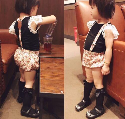 Baby Children Girls Toddler Bow Socks Soft Cotton Knee High Hosiery Tights Leg
