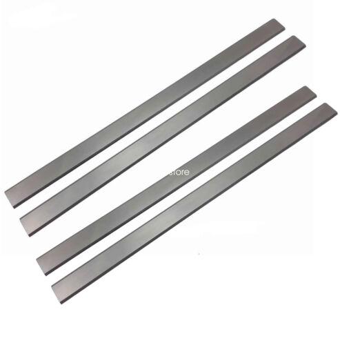 2 Set of 4 HSS Planer Blade Knives 12-1//2 for Delta 22-540 22-547