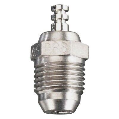 RP8 Turbo Glow Plug On-Road Cold Turbo Head Racing Engine 71642080-OSMG2715 O.S