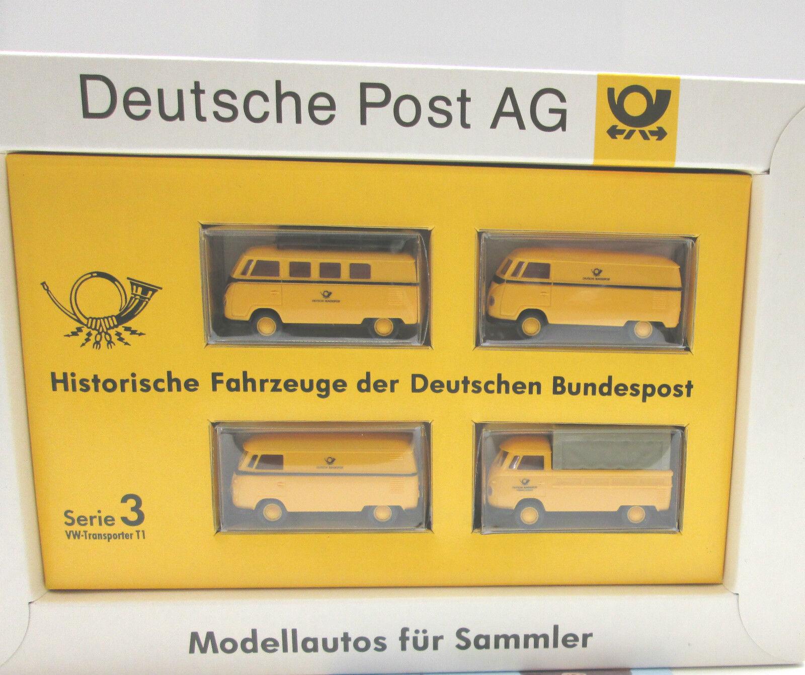 Historische Fahrzeuge der Deutschen Bundespost  Ed. 3   (1165)
