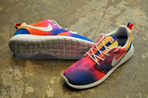 Run ttl Roshe Court Crimson white Purple Nike x45wAnn