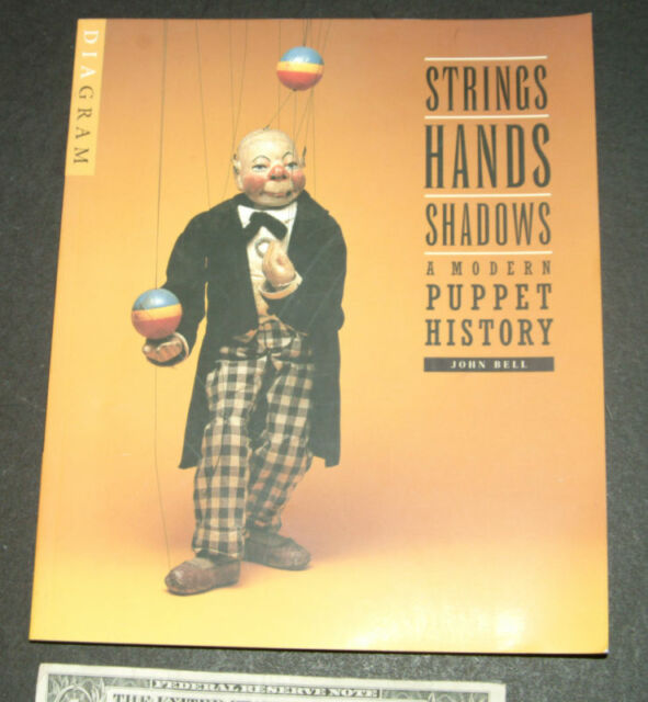 Diagram  Strings Hands Shadows A Modern Puppet History Diagram Detroit Institute Of Arts Full