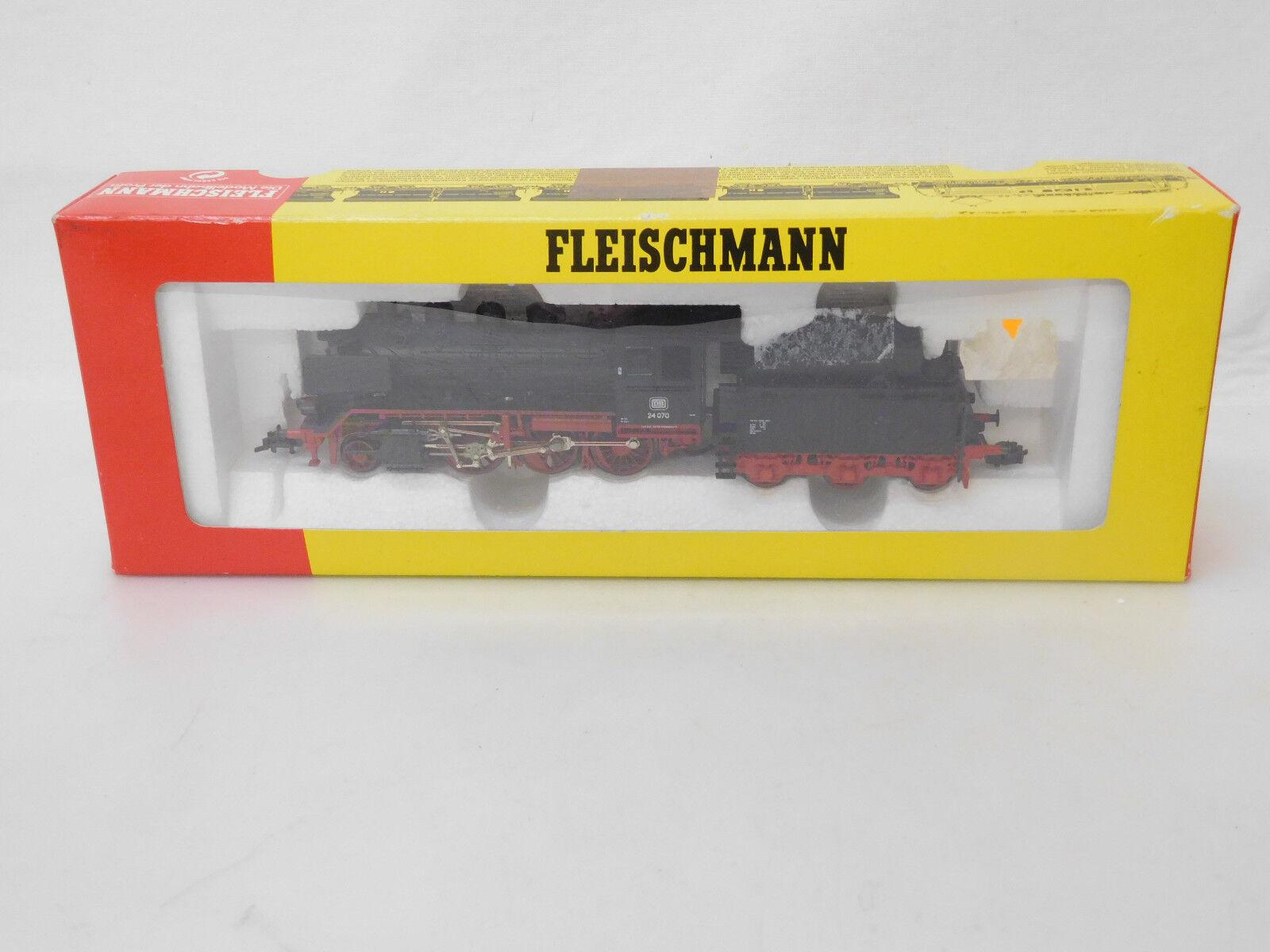 ESF-01677 Fleischmann 964142 H0 Dampflok DB 24  070, sehr guter Zustand
