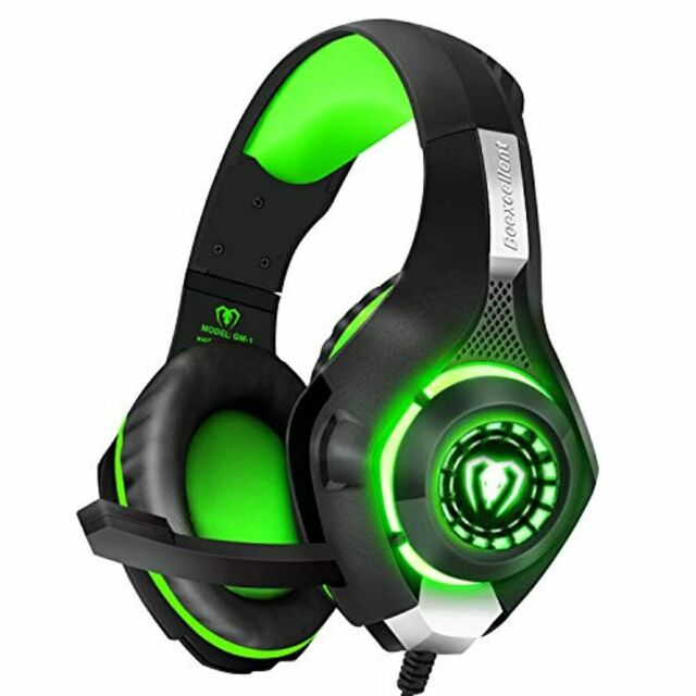 Pro Gaming Headset With Mic Xbox One Wireless Ps4 Headphones Microphone Beats For Sale Online Ebay