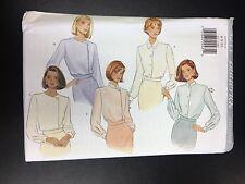 Butterick #4211 Misses' Blouse - Sizes 6-8-10