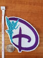 """Disney D Tinkerbell Iron on Patch approx 3.5/""""-4/"""""""