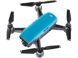 DJI Spark Mini Quadcopter Drone Fly More Combo (Sky Blue)