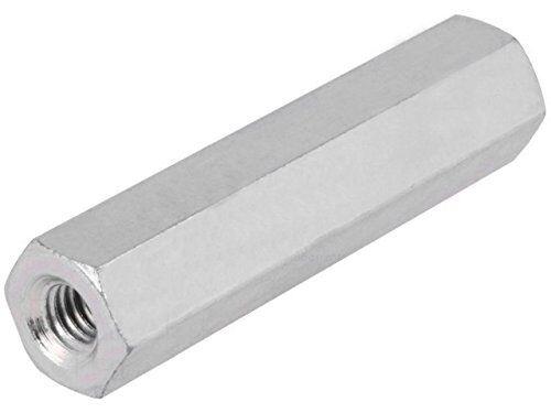 1 Distanziatore avvitati manica INT filettatura m5 45mm esagonale; rubare