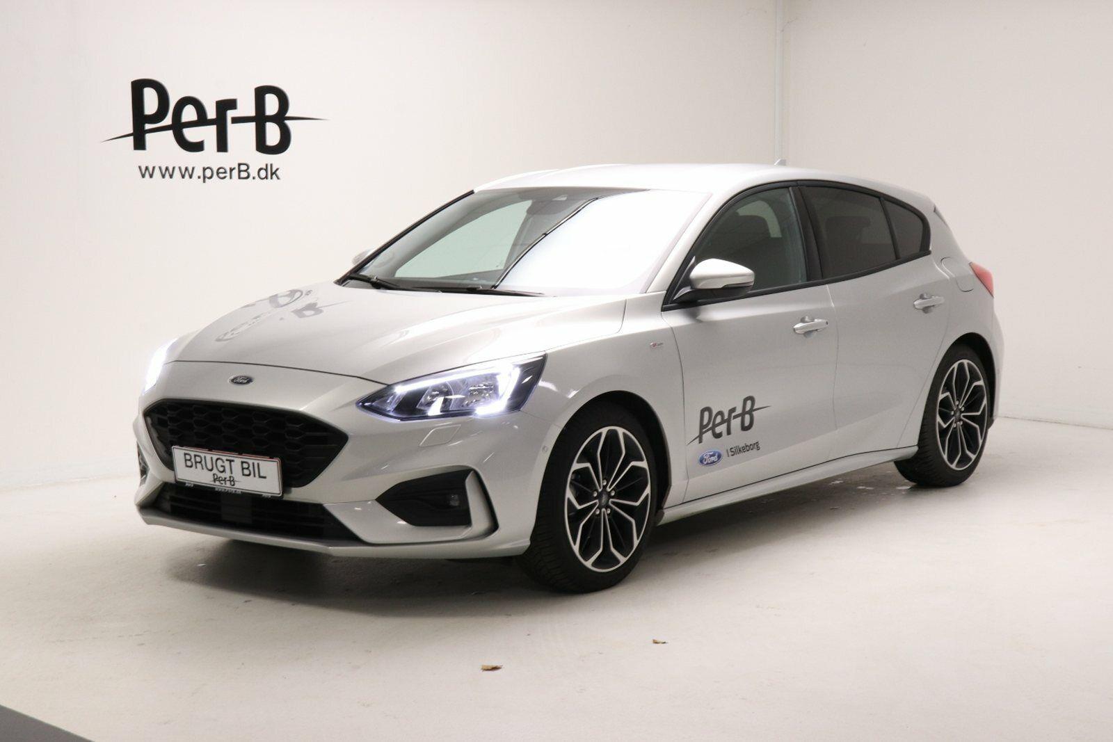 Ford Focus 1,5 EcoBoost ST-Line aut. 5d - 299.900 kr.