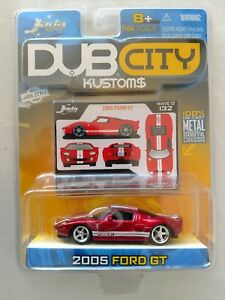 Image Is Loading Jada Toys Dub City Kustoms  Ford Gt