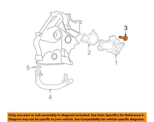 CHRYSLER OEM Transmission Oil Cooler-Return line screw 6101451