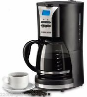 Black & Decker 12-cup 220 Volt Programmable Coffee Maker With Timer 220v 240v