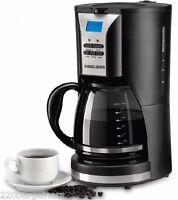 Black & Decker 12-cup 220 Volt Programmable Coffee Maker With Timer 220v 240v