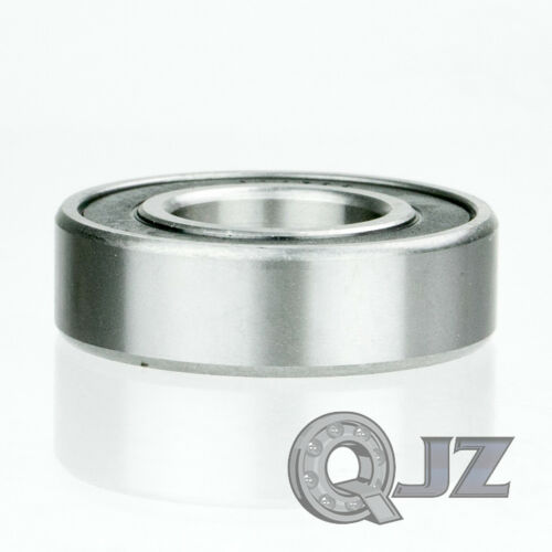 10x 6302-2RS Ball Bearing 15mm x 42mm x 13mm Rubber Seal Premium RS 2RS QJZ NEW