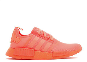 a9052556ec9e3 Image is loading Adidas-NMD-R1-Triple-Solar-Red-Boost-S31507-