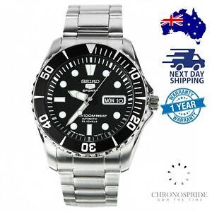 SEIKO-5-Sports-SNZF17-SNZF17J1-Japan-Sea-Urchin-Black-Dial-Automatic-Mens-Watch