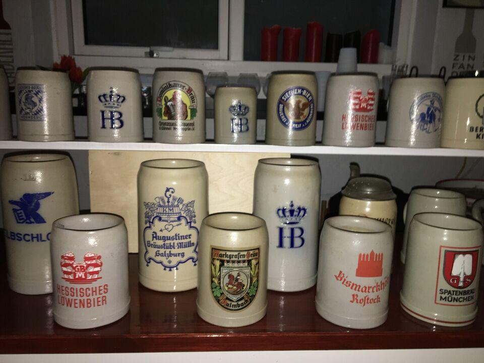 Øl, Krus