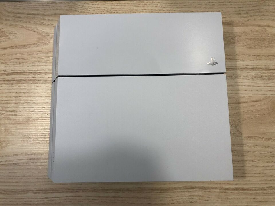 Playstation 4, Glacier White, Perfekt