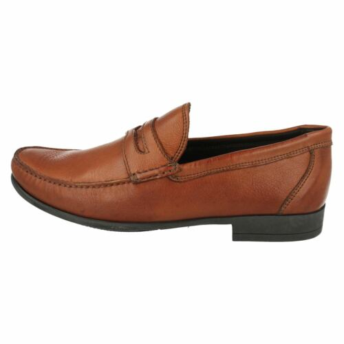 Toast Co on Da Anatomic Loafers Slip Marroni Uomo Pelle 'castelo' 8Xddyq