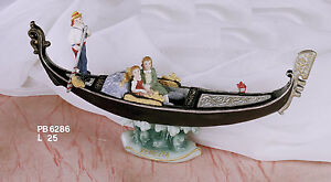 Souvenir-Italia-Venezia-Gondola-3D-in-resina-L-25-cm-by-Arte-e-Storia-Paben