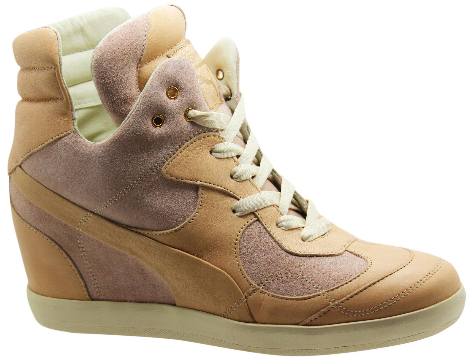 Puma Alexander Mcqueen Ofeya Ofeya Ofeya Talon Caché Compensé Chaussures pour Femmes 950c4b