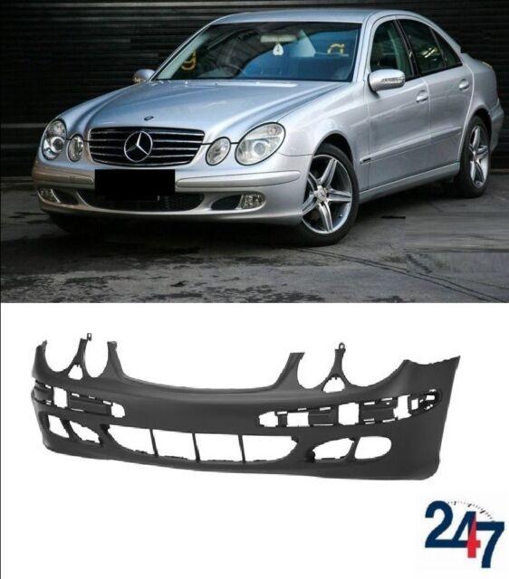 Mercedes Benz E-class W211 03-06y AVANTGARDE bumper LEFT headlight washer cover