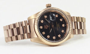 Leonardo-Cavadini-Case-amp-Band-Solid-Stainless-Steel-Ip-Rose-Gold-Plated