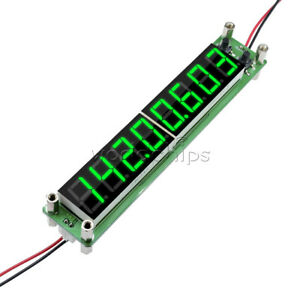 8-Bit-Digital-Green-LED-RF-Signal-Frequency-Counter-0-1-60MHz-20MHz-2-4GHz