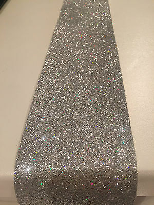 Fine Glitter Fabric Wall Border Crafts Card Making Material