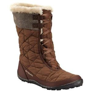 COLUMBIA-Minx-Mid-II-Tweed-Winter-Snow-Boots-Womens-5-Omni-Heat-Waterproof