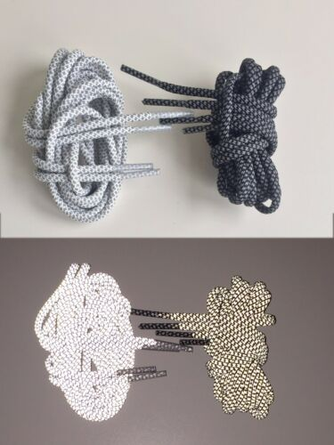 YEEZY 350 REFLECTIVE static SHOELACES Boost sneakers