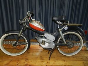 puch ms 50 v oldtimer roller moped mofa motorrad 1970 ebay. Black Bedroom Furniture Sets. Home Design Ideas
