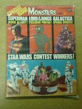 FAMOUS MONSTERS OF FILMLAND #151 VF WARREN HORROR MAGAZINE SUPERMAN STAR WARS
