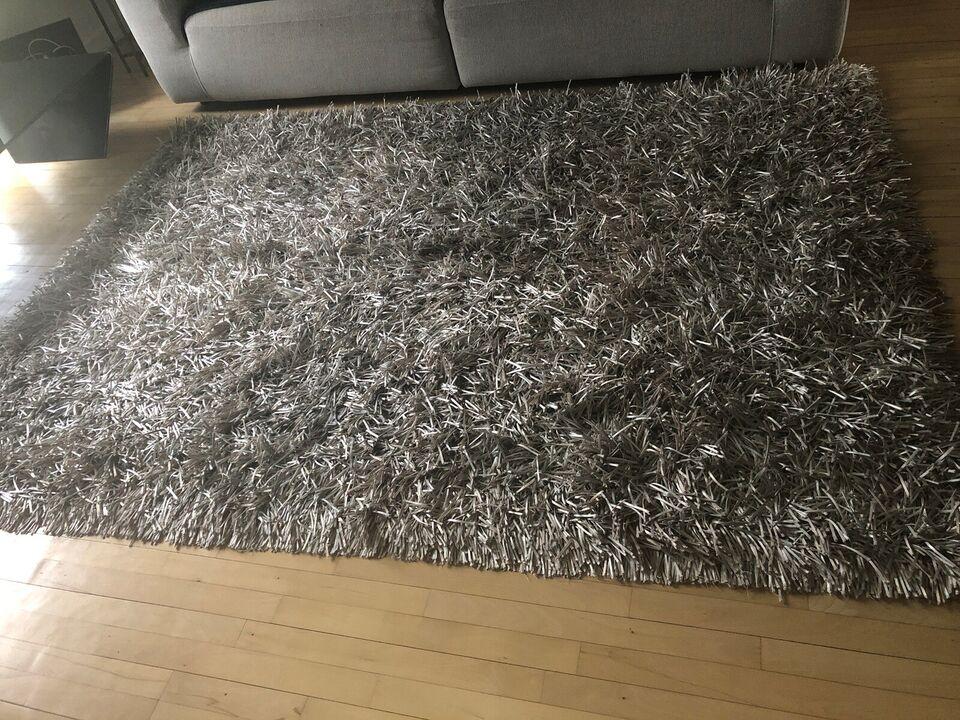 Gulvtæppe, Polyester, b: 170 l: 240