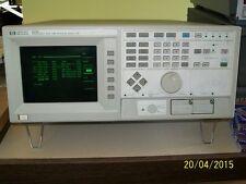 AGILENT Hewlett Packard HP5371A Frequency Time Interval Analyzer Counter