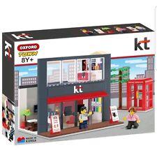 OXFORD Bricks Block TOWN KT Mobile Phone Store Shop Korea Limited Edition RARE