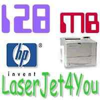 128mb Hp Laserjet Printer Memory Q7709a 1320 2840 5100