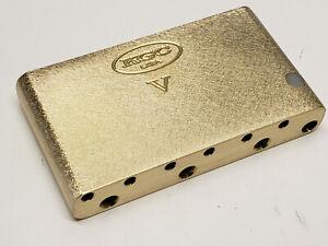 KGC-Brass-Tremolo-Block-Fender-Strat-Stratocaster-Vintage-Tone-Block