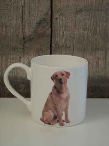 Kaffee Becher // Tasse The Leonardo Collection Hund // Hunde Golden Labrador