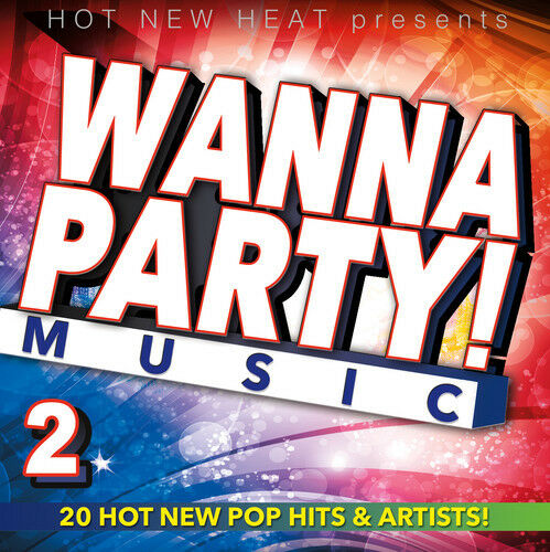 Various Artists - Wanna Party! - Vol. 2 / Various [New CD]