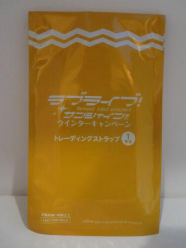 Sega Winter Campaign Tsushima Yoshiko Trading Strap Love Live Sunshine!