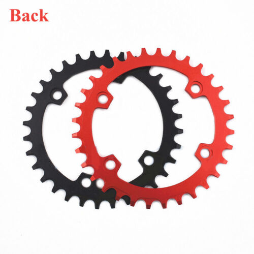 DECKAS MTB Bike 96BCD 32//34//36//38T Narrow Wide Round Oval Chainring Crankset
