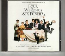 Item 3 HO169 Four Weddings A Funeral Soundtrack