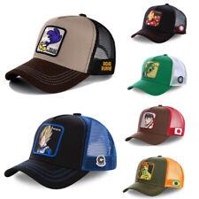New Snapback Trucker BASEBALL Hat Cap Adjustable Men Women Casual Cap Hip Hop