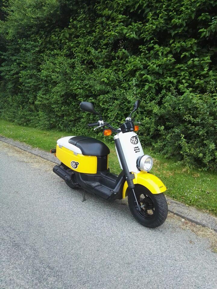 Yamaha Giggle, 2009, 13500 km