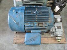 Ac Electric Motor 60 Hp 1800 Rpm 230460 Volt 3ph 3645t Fr Tefc Encl
